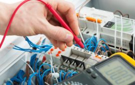 install an appliance or install a new circuit in the house